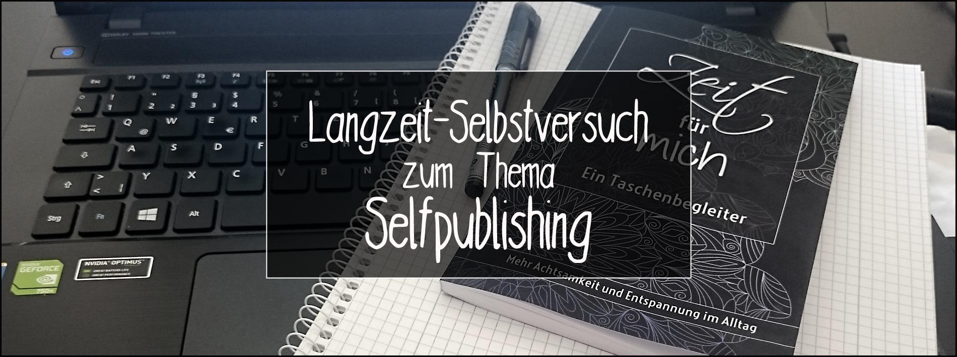 Selbstversuch Selfpublishing mit CreateSpace - Autor sein