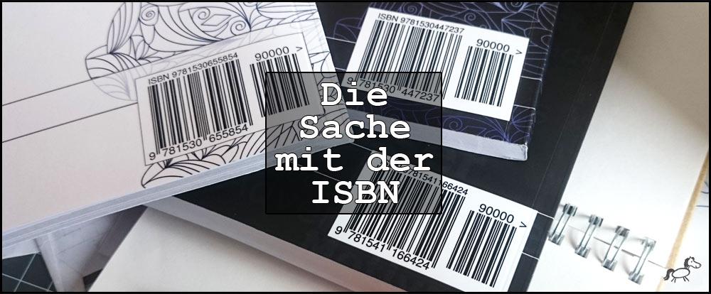 Selfpublishing: Die Sache mit der ISBN