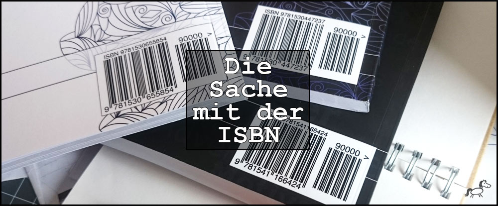 Anleitung Selfpublishing ISBN