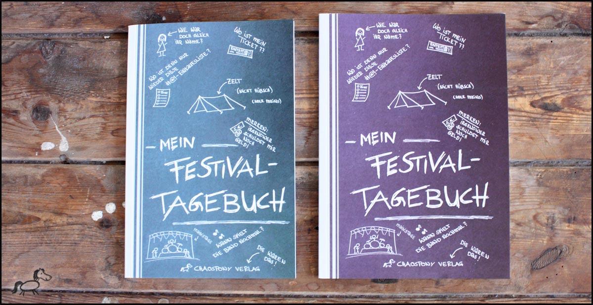 Mein Festival-Tagebuch, der 13. und der Kleinverlag